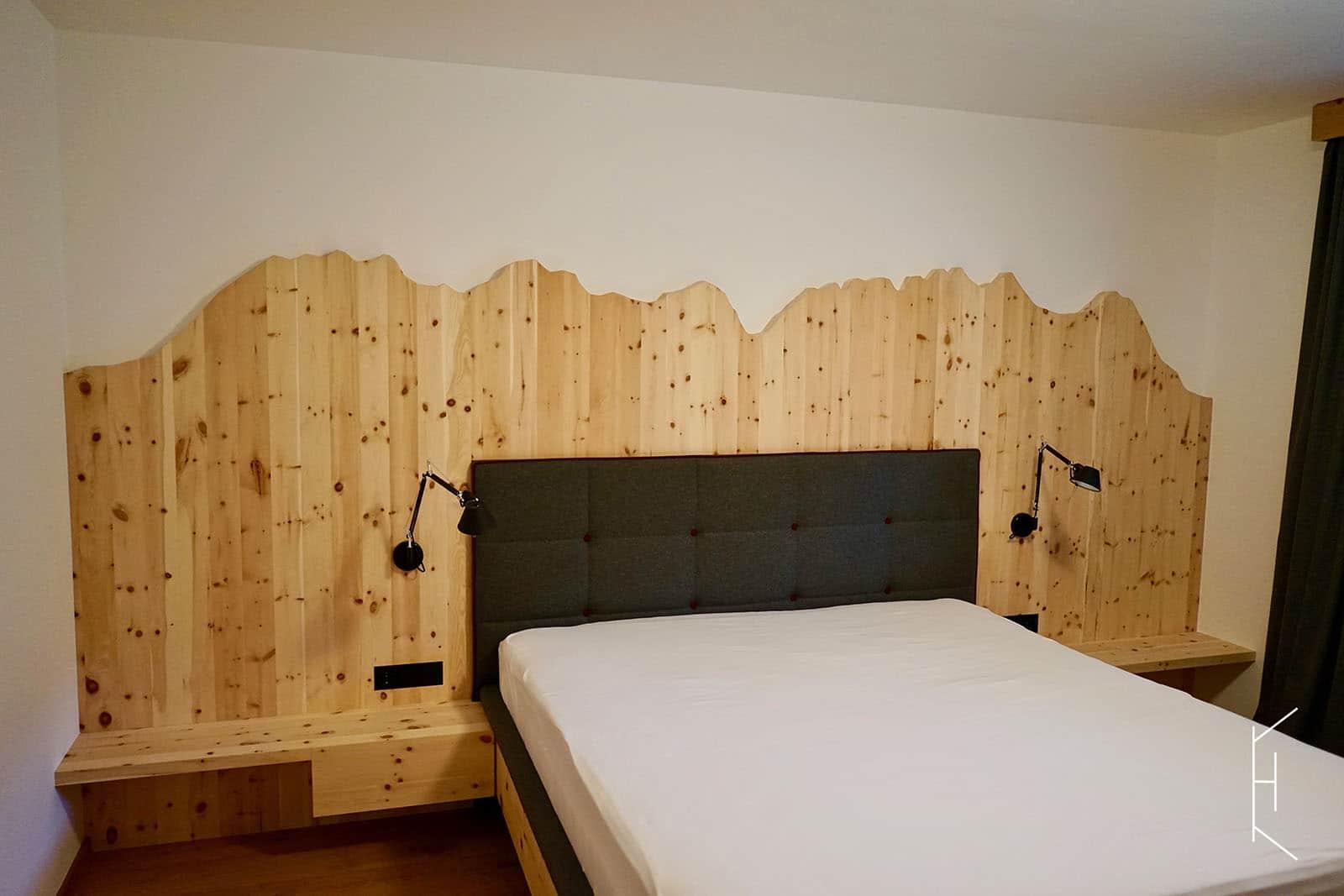 Zirbenholz Schlafzimmer – Christian Höck  Portfolio